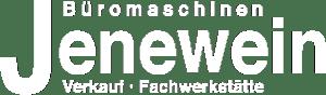 Jenewein Büromaschinen – Diktiergeräte, Drucker, Beratung Innsbruck Logo